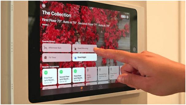 How to set up Home Hub on iPad
