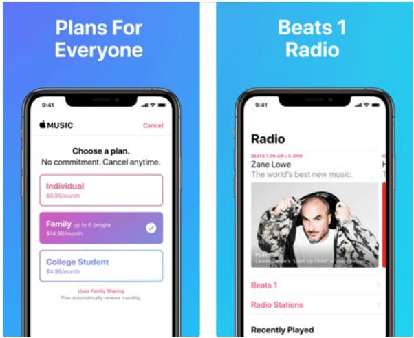 Apple music with Alexa