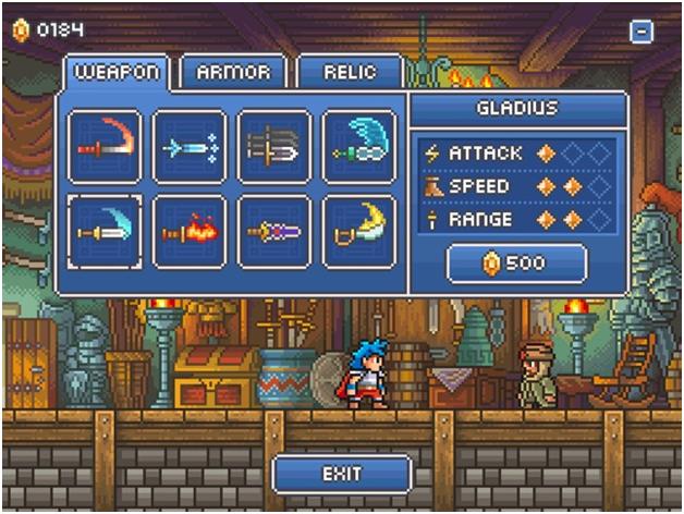 Goblin Sword game app