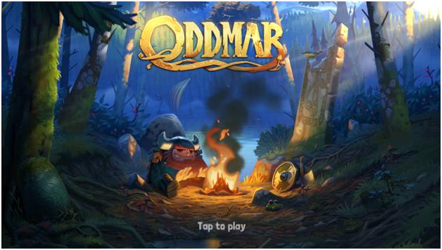 Oddmar game app