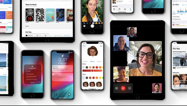 New features in iOS 13