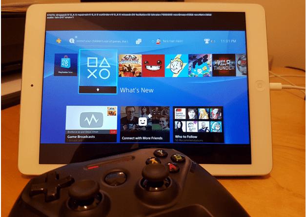 PlayStation-4-games-on-iPad