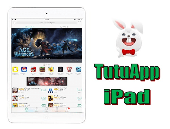 Tutu App for iPad