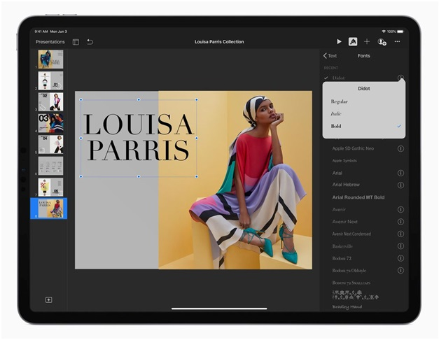 Best ways to add and use custom fonts on your iPad