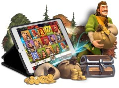 The three most advanced pokies to play with iPad this month