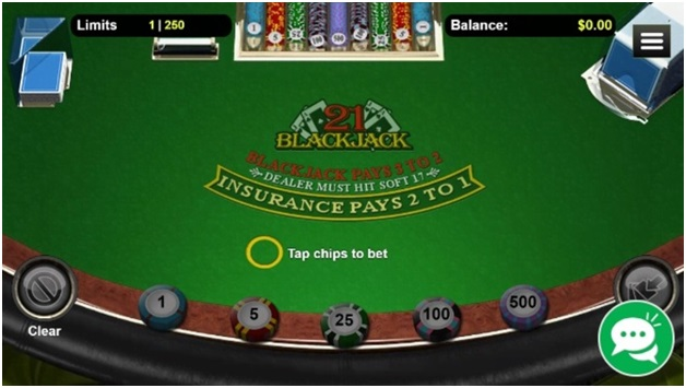 Play Croco Casino Table Games