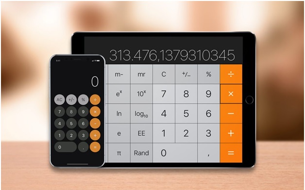 Does iPad have a calculator app?
