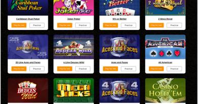 Real money iPad Video Poker Apps