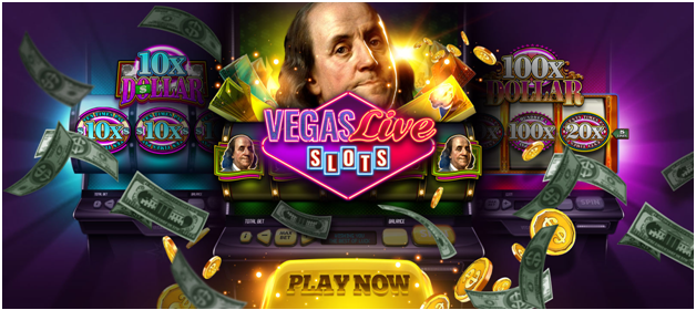 Vegas live slots app games to play