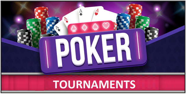 play poker tournaments with iPad