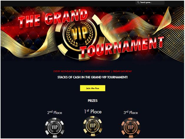 poker tournaments with iPad