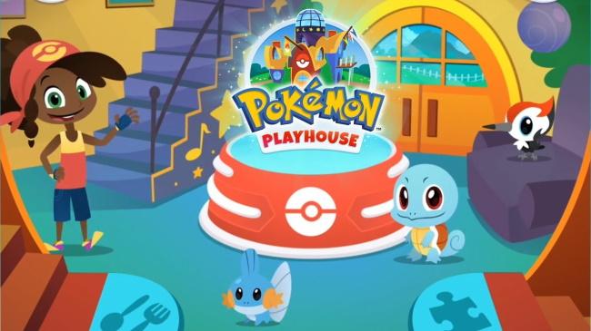 Pokemon Playhouse