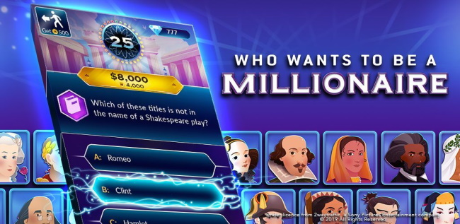 Millionaire Trivia and Jeopardy World