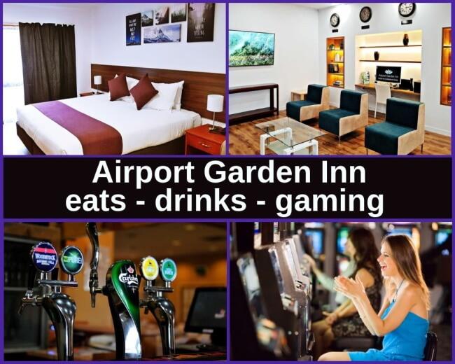 Airport Garden Inn