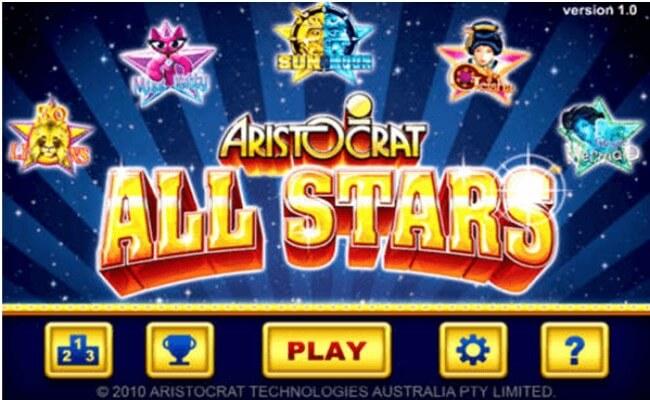 All Stars Pokies