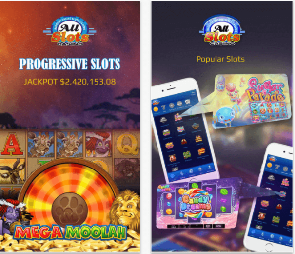 All Slots play pokies on your mobile