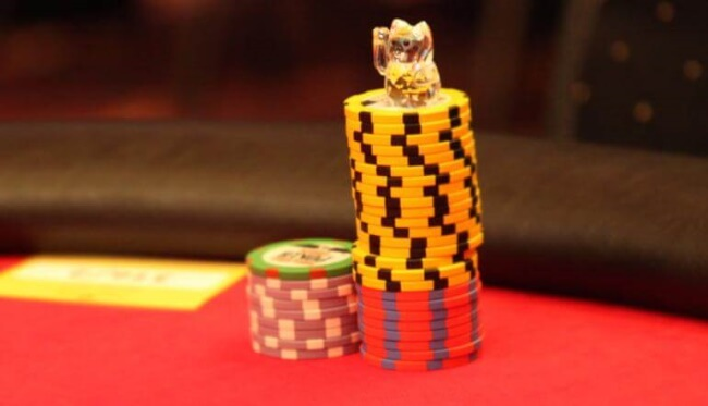Begin by playing low-staks poker
