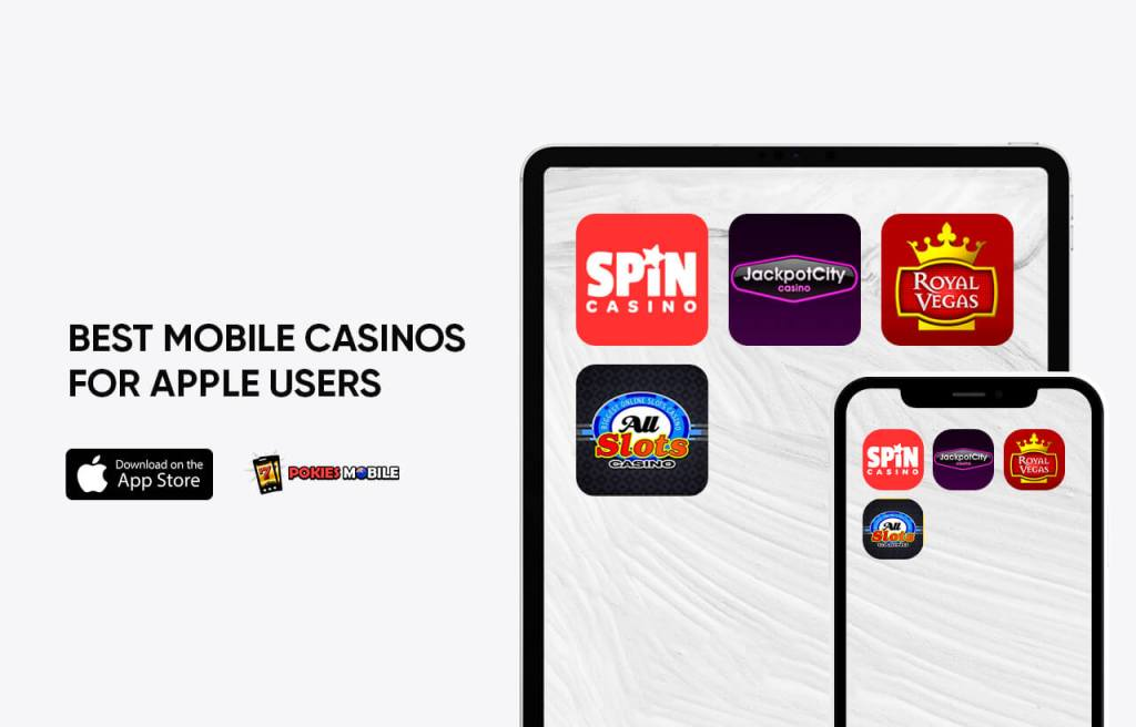 Best Mobile Casinos for Apple Users