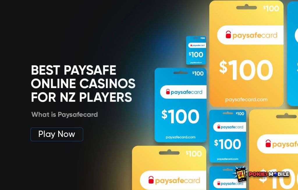 Best PaySafe Online Casinos for NZ Players