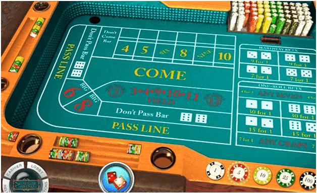 Best casino games to play- Craps