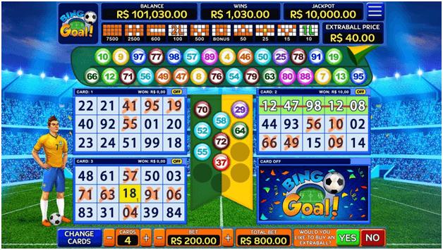 Bingo Goal