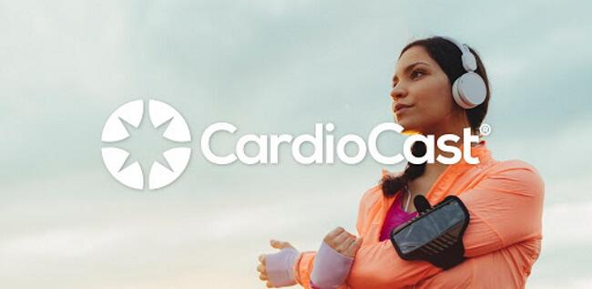CardioCast-9 Best Cycling/biking App