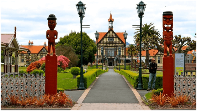 Casinos in Rotoura New Zealand