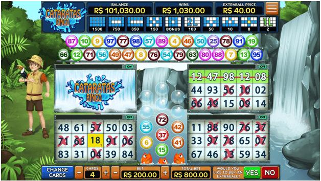 Cataratas Bingo