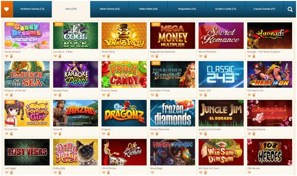 Choosing the pokie games at online casinos