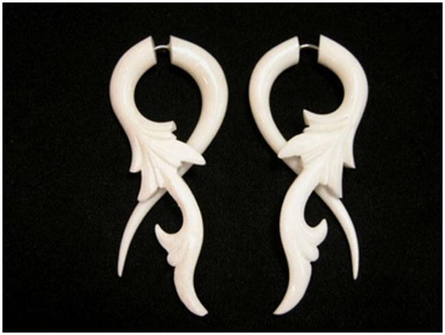 Ear-pendants