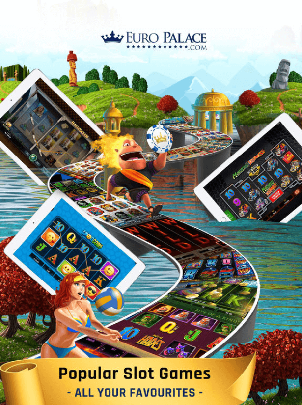 Euro Palace casino - Pokies to play