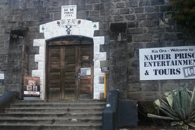 Explore Napier Prison