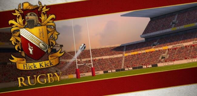 Flick Kick Rugby Kickoff App