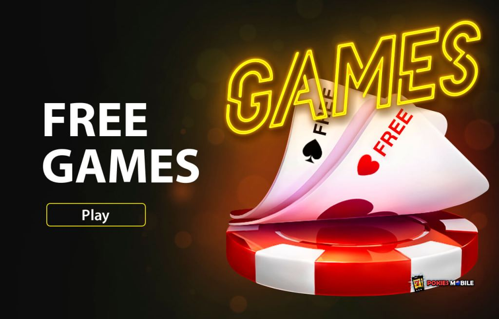 Free Pokie and Casino Games Online - Play Now