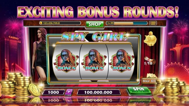 Free spins and bonuses