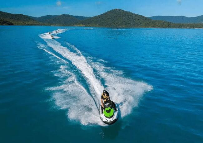 Go for Whitsunday Jet Ski Tours