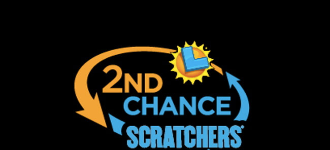 Hold Onto your Losing Ticket -Second Chance Scratch Cards