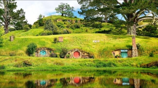 Home to Hobbit