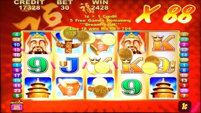 How to play lucky 88 pokies machine