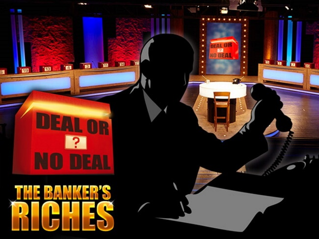 How to win Deal Or No Deal The Bankers Riches