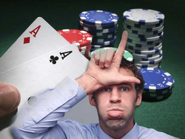 If You Suck at Poker