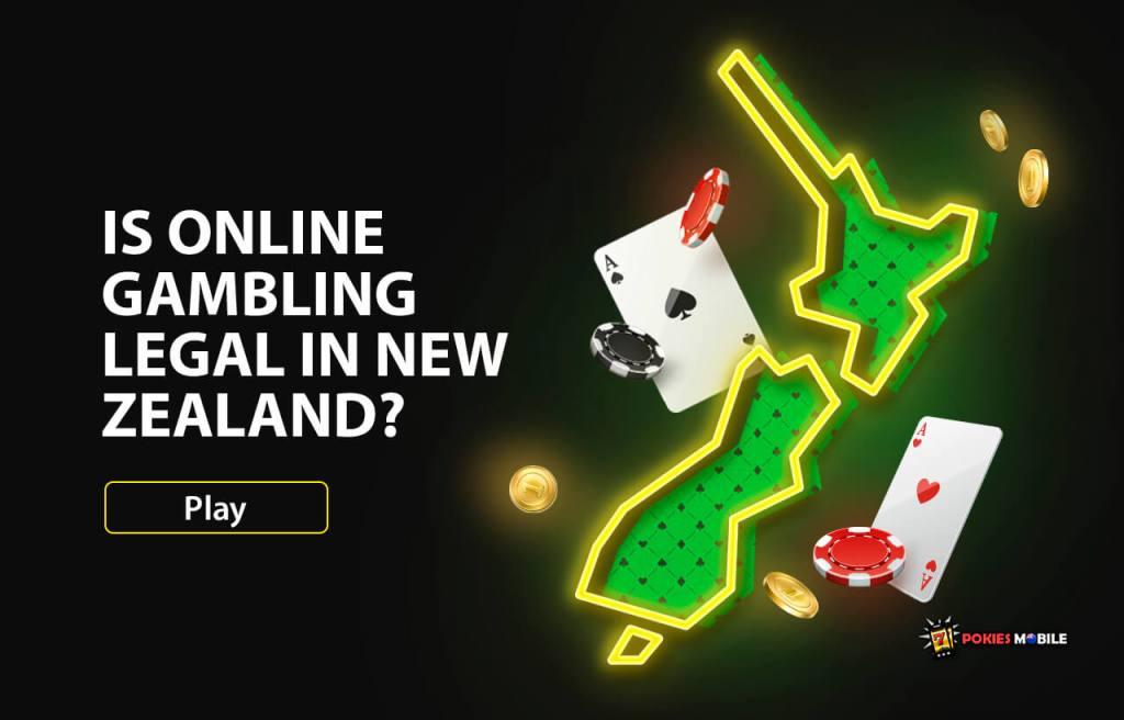 Is Online Gambling Legal in New Zealand