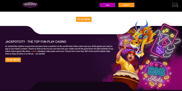 Jackpot city fun casino homepage