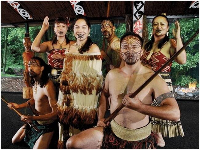 Maori Culture and Wine