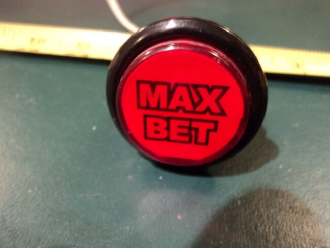 Max Bet Button