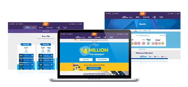 My Lotto online NZ