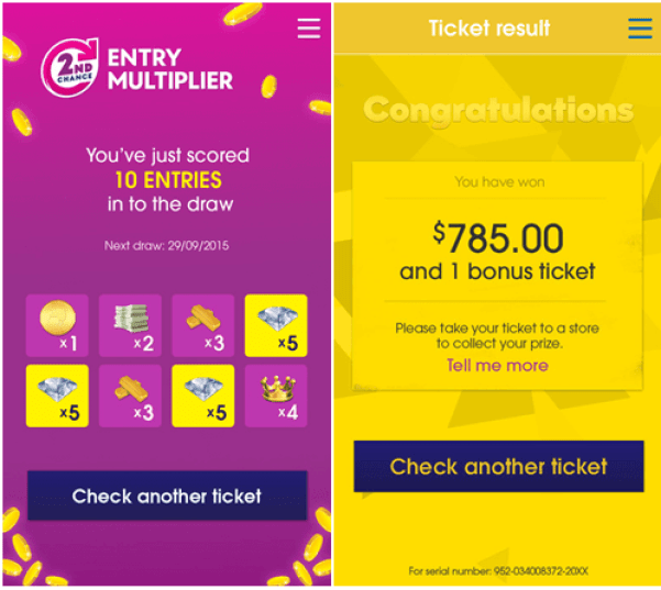 NZ Lotto App