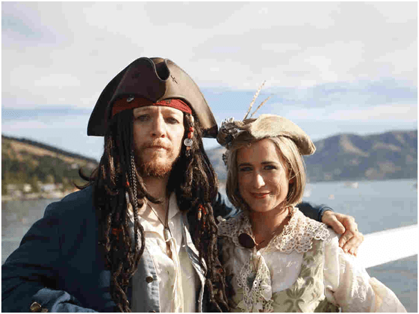 Pastafarian Marriage