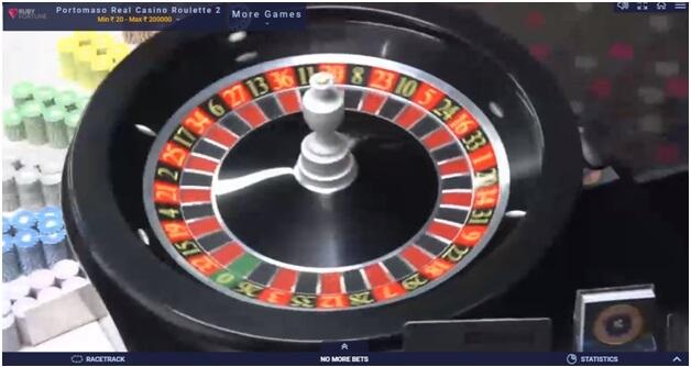 Portomaso Roulette