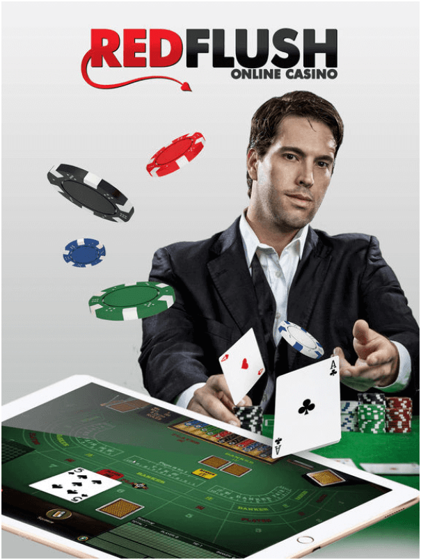 Red Flush Casino- How to get started
